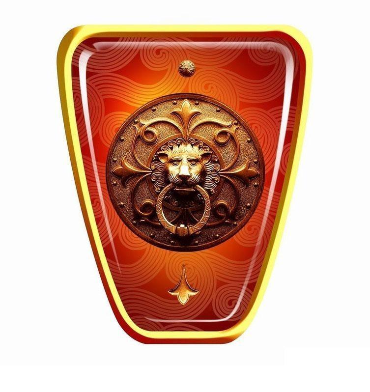 古典狮子头花纹