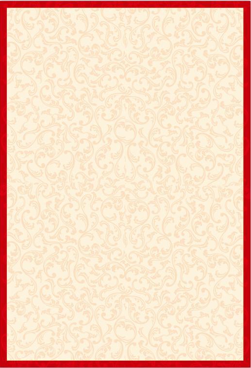 素雅中国风花纹